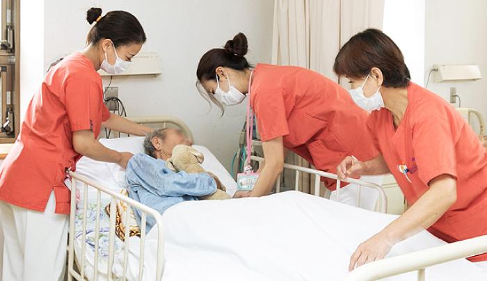 医療法人社団 原武会 北部病院 看護部
