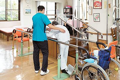 医療法人社団 原武会 北部病院 リハビリテーション