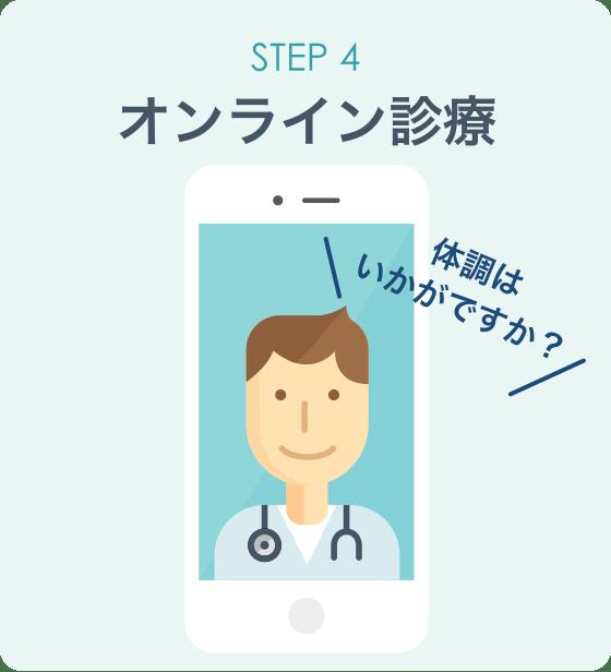 STEP4 オンライン診療